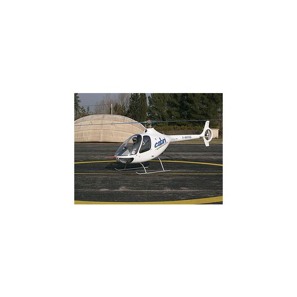 Safest Learning Helicopter for Training