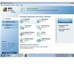 AVG Free running on Windows 7