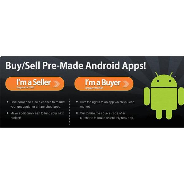 Buy & Sell Android App Copyrights from BuySellApp.com: What is the Website and How Does it Work?