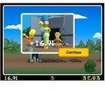 Simpsons Games - Wrecking Ball Screenshot