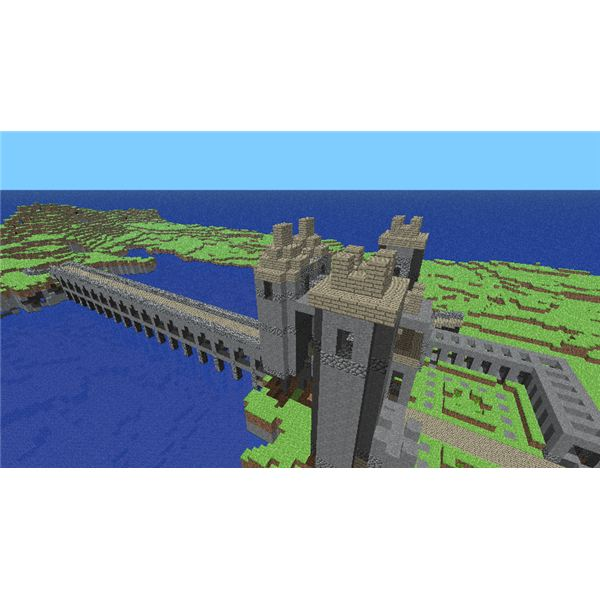 Minecraft Multiplayer Review