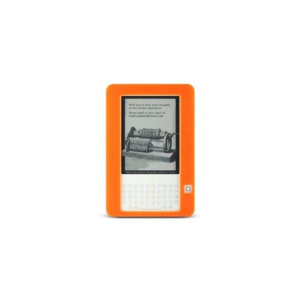 Flexi Silicon Skin for Kindle 2