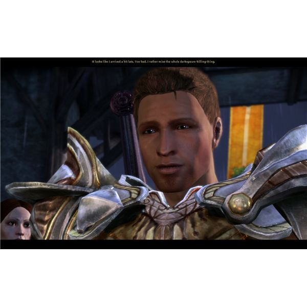 Dragon Age: Awakening Guide - Reinforcements Arrive a Little Late at Vigil's Keep