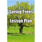 Spring Trees Lesson Plan