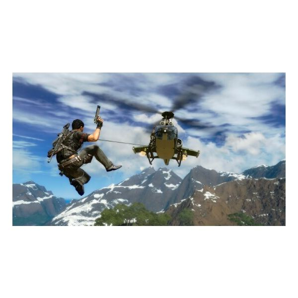 Just Cause 2 Helicopters