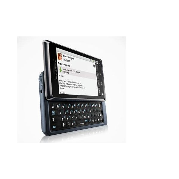 droid2 keyboard