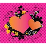 ai-vector-heart-graphics-pink-orange-hearts