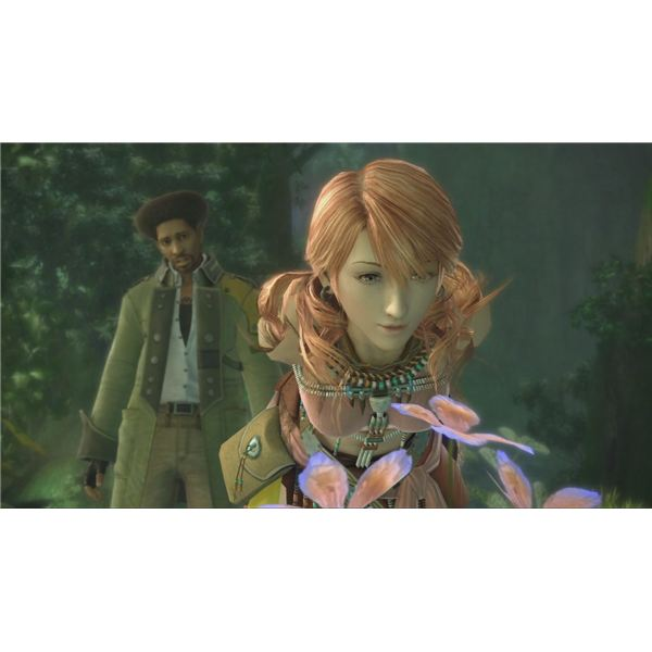 Final Fantasy Vanille Character Profile