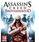 Assassins Creed brotherhood cover