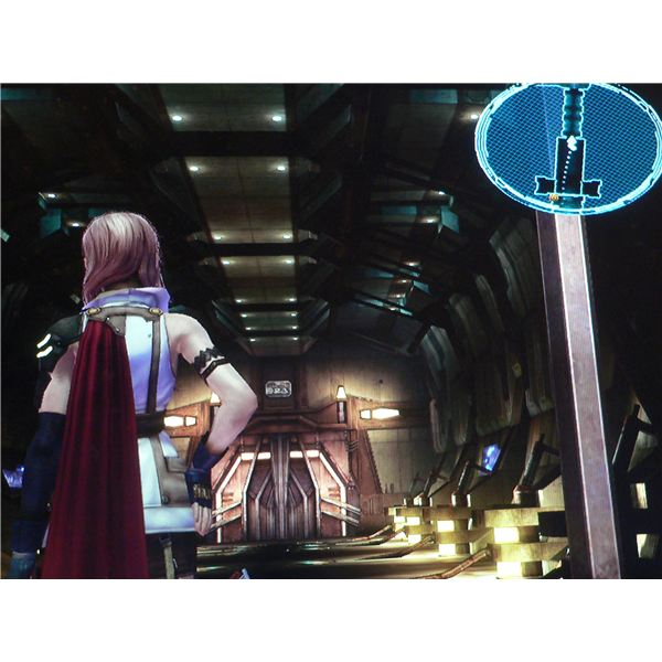 Final Fantasy XIII: Central Conflux.