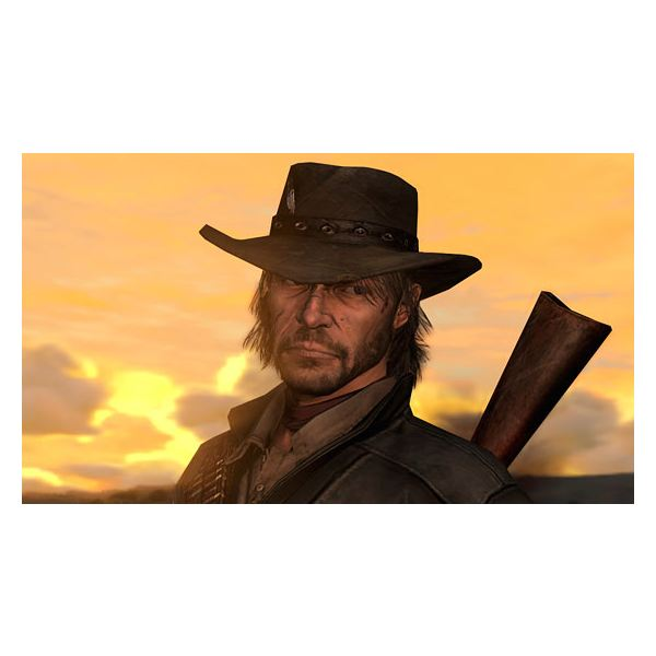 The 'hero' of Red Dead