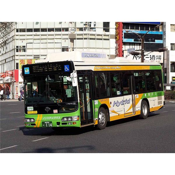 About the Hybrid Electric Bus: History of This Eco Friendly, Dual-Powered Public Transportation