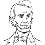 abe-lincoln-coloring-sheets-head-shot