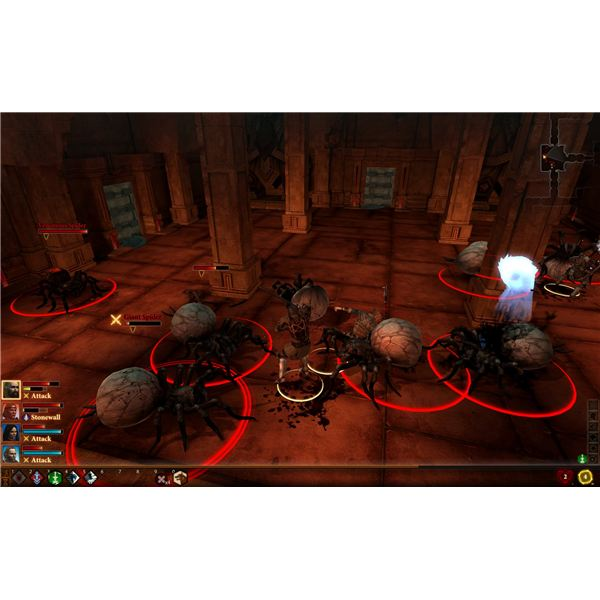 Dragon Age II Walkthrough - The Giant Spiders - Magistrate's Orders