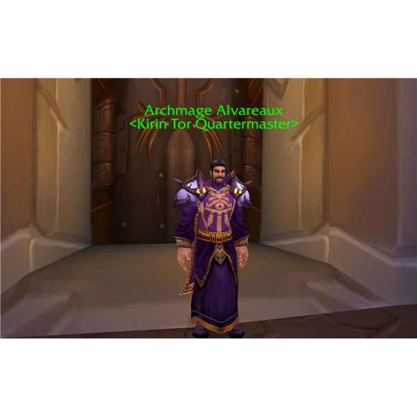 World of Warcraft Kirin Tor Faction Rewards: Items Available from the WoW Kirin Tor Quartermaster