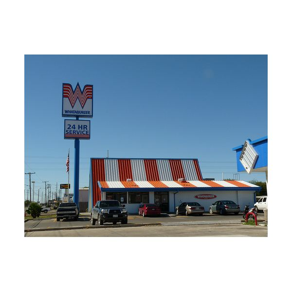 Whataburger Nutrition Information