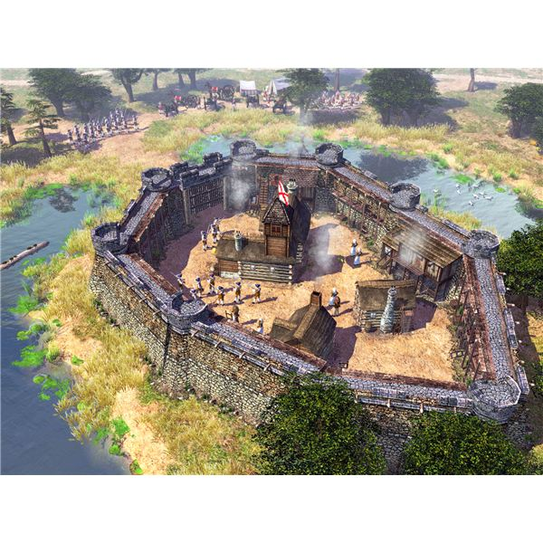 Age of Empires III Maps