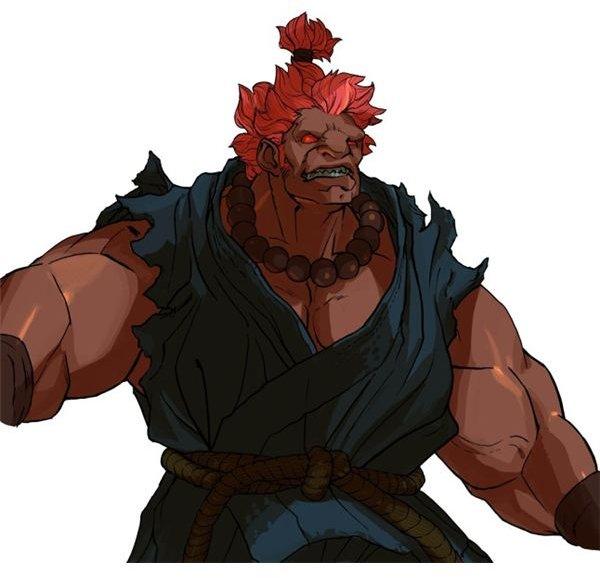 Street Fighter 4 Unlock Akuma And Profile