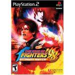 Top 10 PS2 Games--King of Fighters '98--Ultimate Match