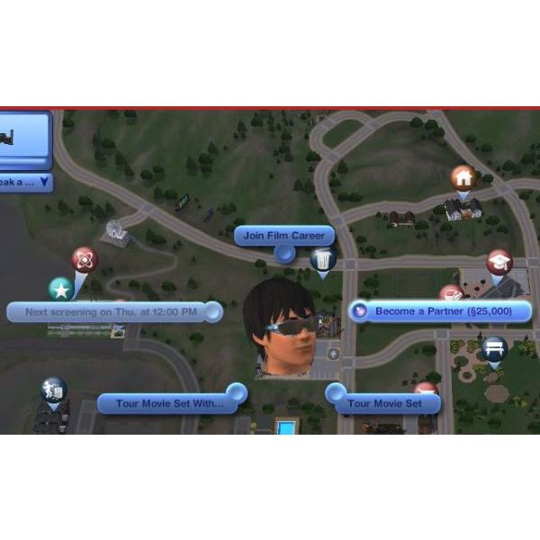 Not-so-Hostile Takeovers: Becoming a Business Partner in The Sims 3