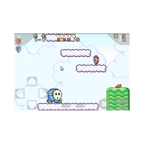 Nintendo GBA/GameBoy Advance Emulator