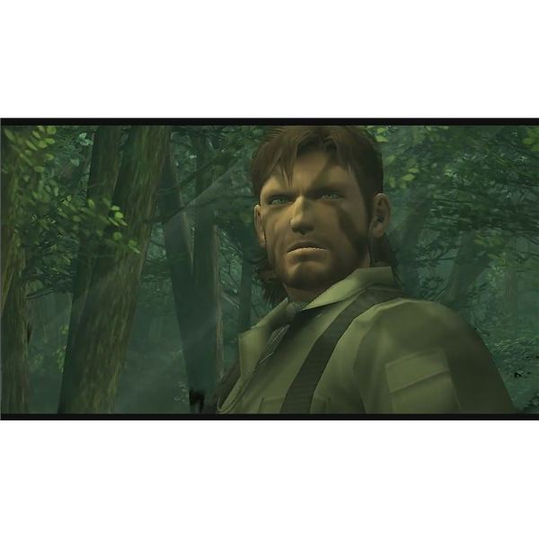 Naked Snake in MGS3