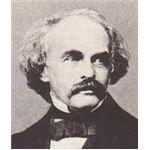 Nathaniel Hawthorne (Public Domain)