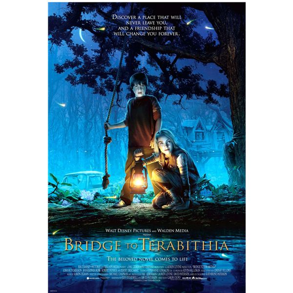 """Student Created Multiple-Choice Questions: Lesson for """"Bridge to Terabithia"""""""