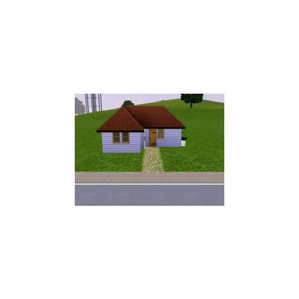 Sims 3 Houses small house 2