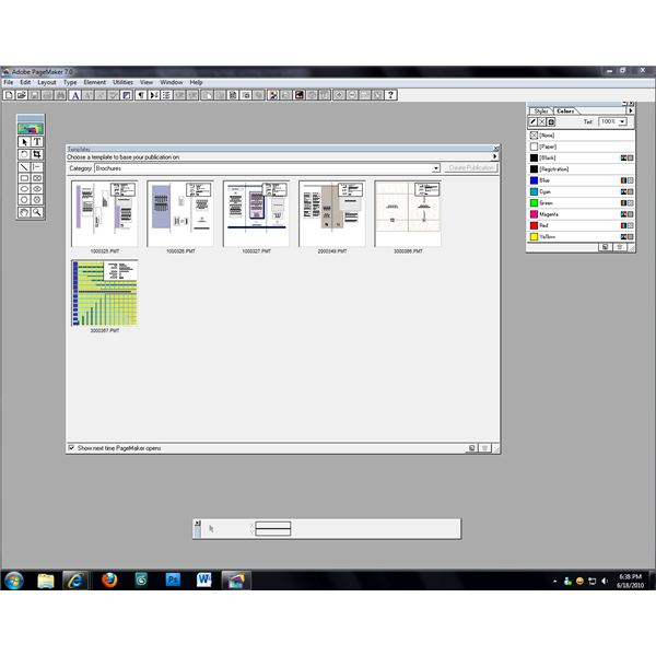 "Answering the Question, ""Can I Open PageMaker 6.5 Files in Adobe InDesign CS4?"""