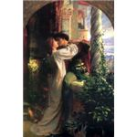 Romeo and Juliet-Making Out