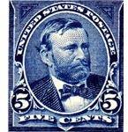 US Grant Portrait Postage 1895