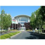 Its not like Jobs won t be back: Apple computer headquarters