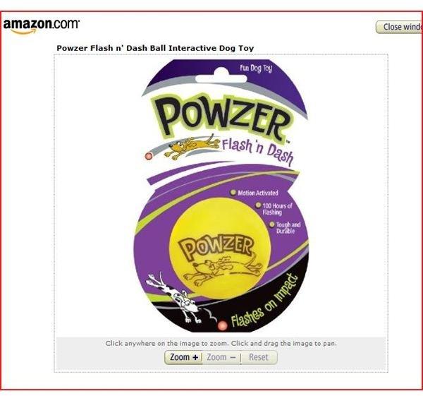 Powzer Ball
