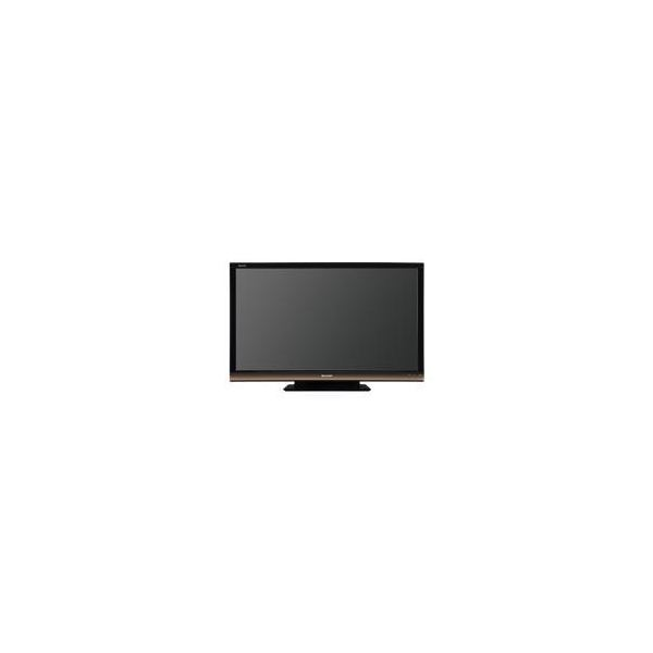 The Sharp LC-65E77UM 65 Inch LCD HDTV utilizes 120 Hz fine motion enhancement