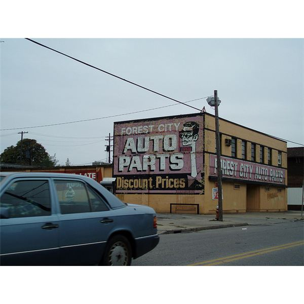 How to Start an Auto Parts Business