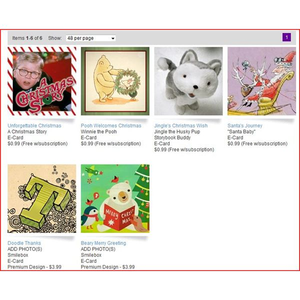Creating free holiday e card templates is simple with these resources greetings and hallmark holiday e cards m4hsunfo