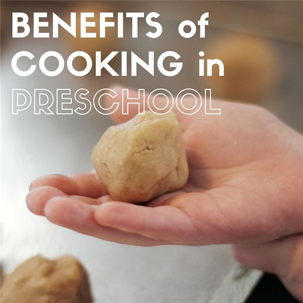 Benefits of Cooking in Preschool