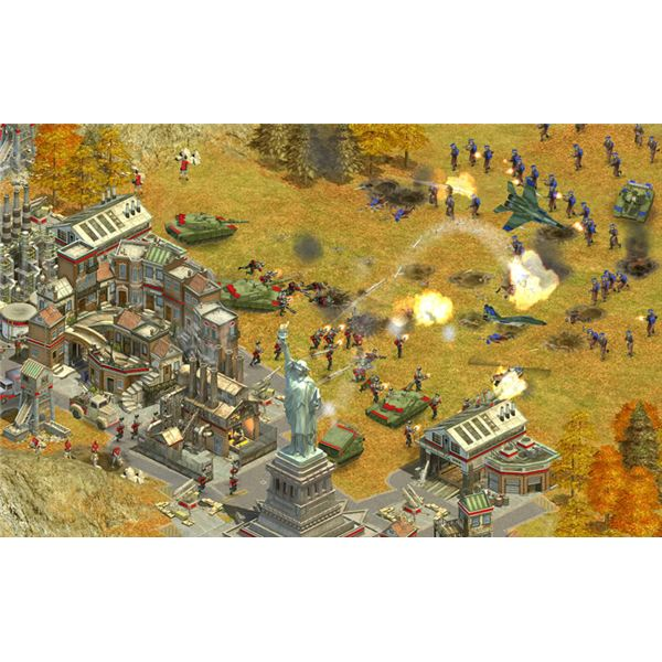 Rise of Nations Thrones of Patriots