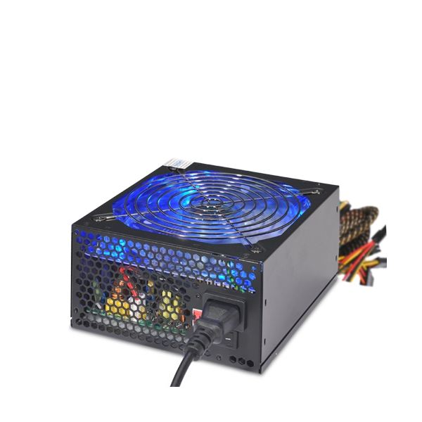 Power Supply Fan Making a High-Pitched Sound