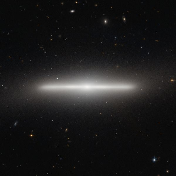 Disc and Halo of the NGC 4452 Galaxy
