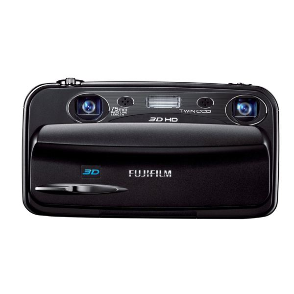 Fujifilm FinePix Real 3D W3 Digital camcorder