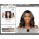 Makeover Studio - virtual hair styling