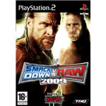 WWE SmackDown vs Raw 2009 Boxshot
