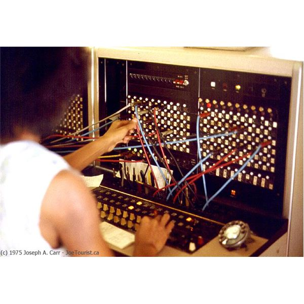 How Google Works as a Switchboard