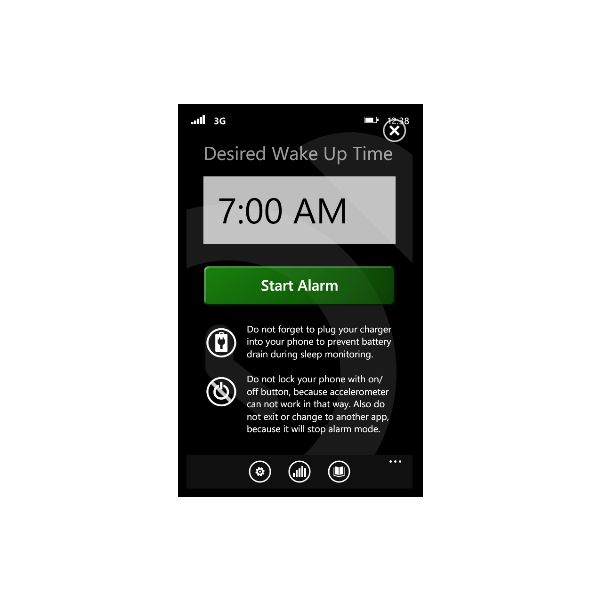 SleepMaster - Top 10 Paid Apps for Windows Phones