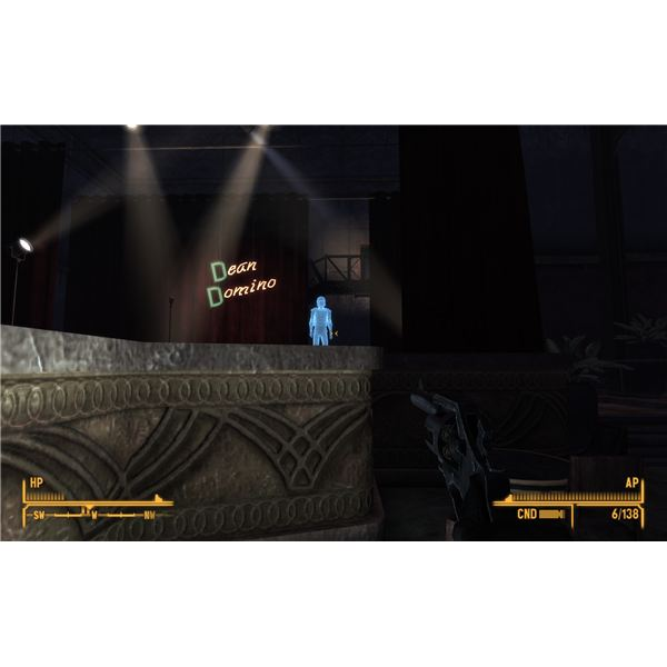 Fallout: New Vegas - Dead Money Walkthrough - Curtain Call at the Tampico
