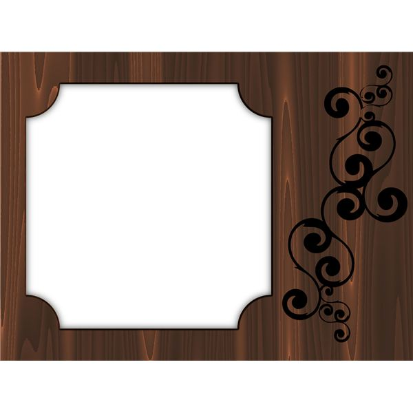 Make your own picture frames in PaintShop Pro