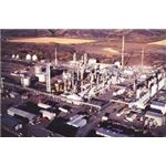 Natural Gas Processing Plant from Wikipedia by Mbeychok