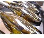 Bottles of J Vineyards California wine
